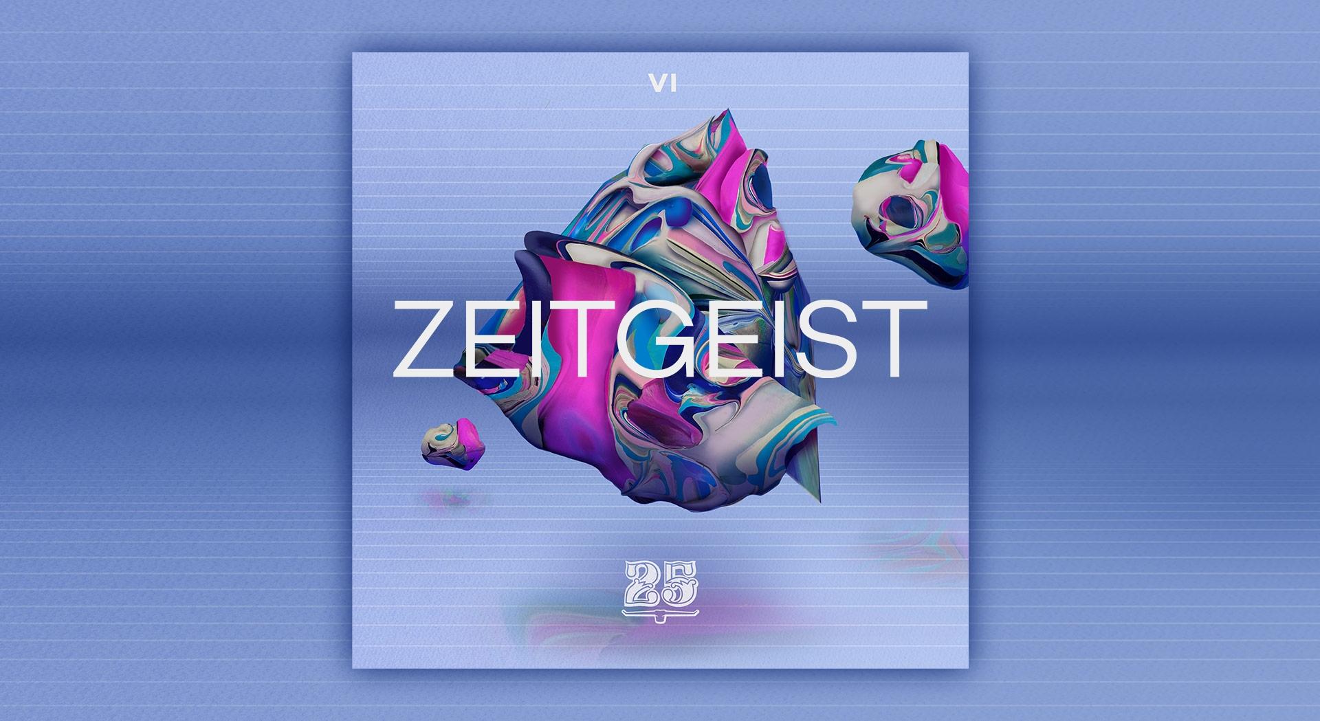 Svenja Limke <strong>BAR 25 MUSIC</strong></br>Cover Artwork ZEITGEIST VI