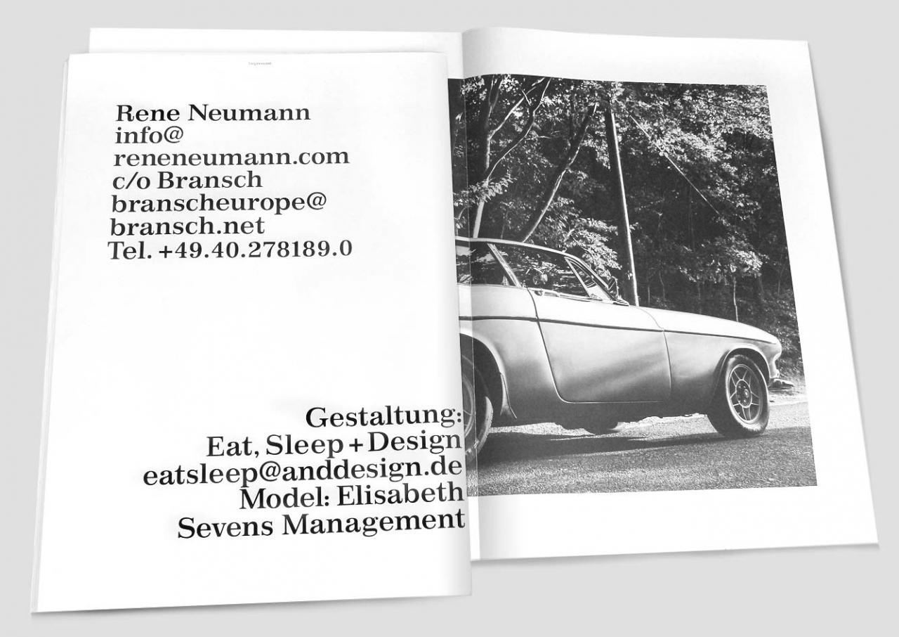 Svenja Limke <strong>René Neumann – Fotograf</strong></br> Aussendung