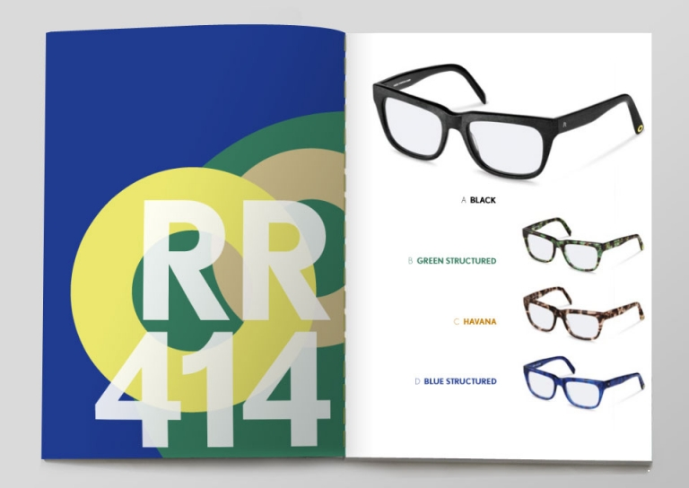 Svenja Limke <strong>rocco by Rodenstock</strong> </br>Corporate Identity