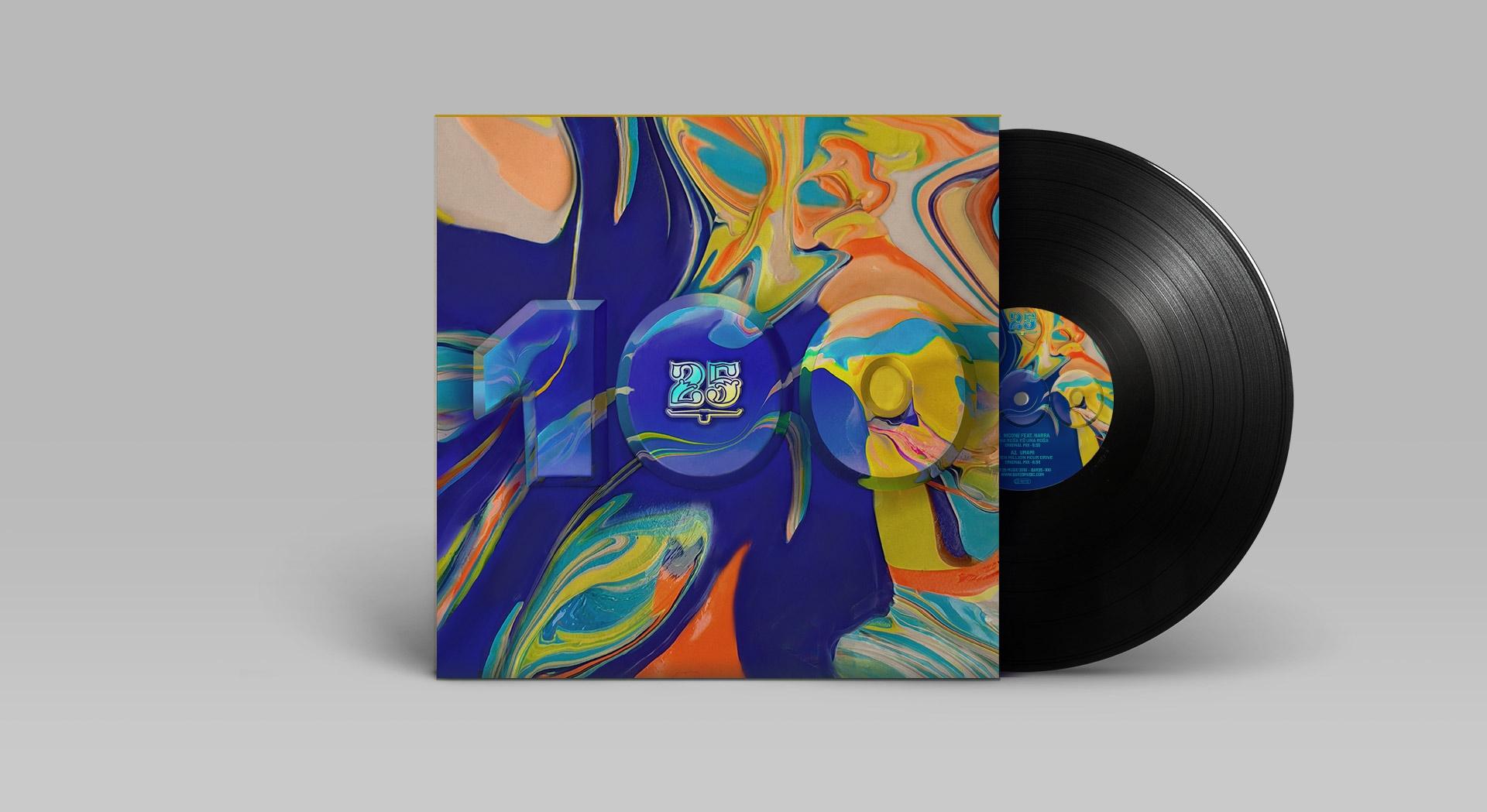 Svenja Limke <strong>BONDI Release</strong></br>Bar 25 music Exclusive Coverdesign