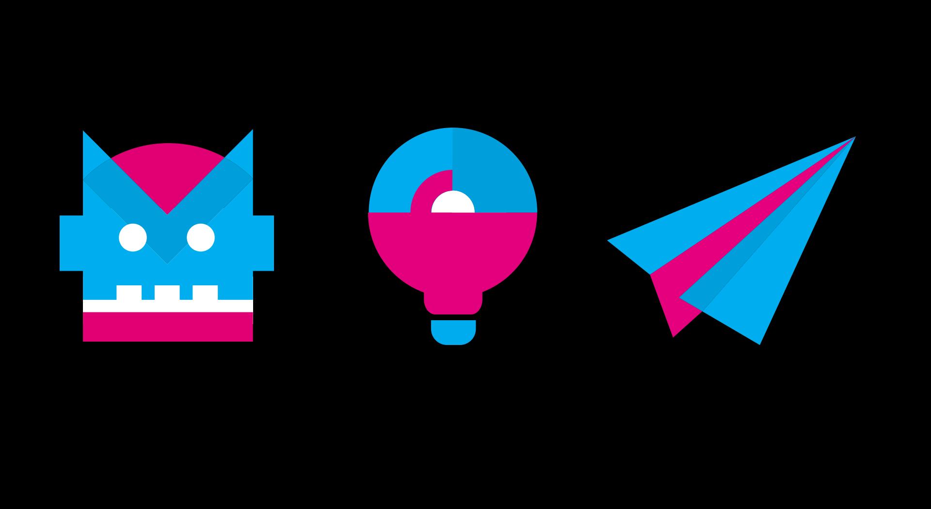 Svenja Limke <strong>Icon Set</strong></br>hubraum – tech incubator of Deutsche Telekom